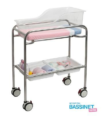 hospital-bassinet-bed-function